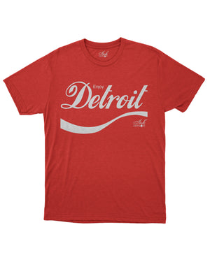 Enjoy Detroit Unisex T-Shirt