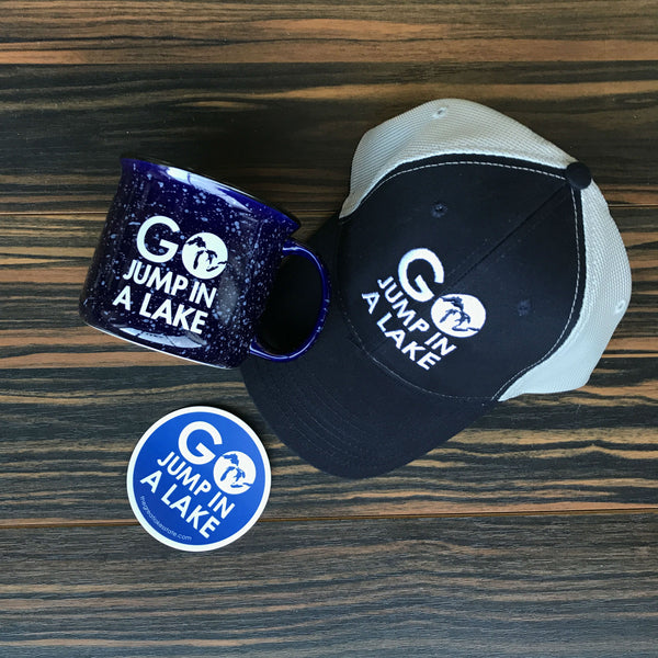 Go Jump In A Lake Collection Bundle - The Great Lakes State