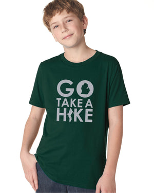 Go Take A Hike - Youth T-Shirt