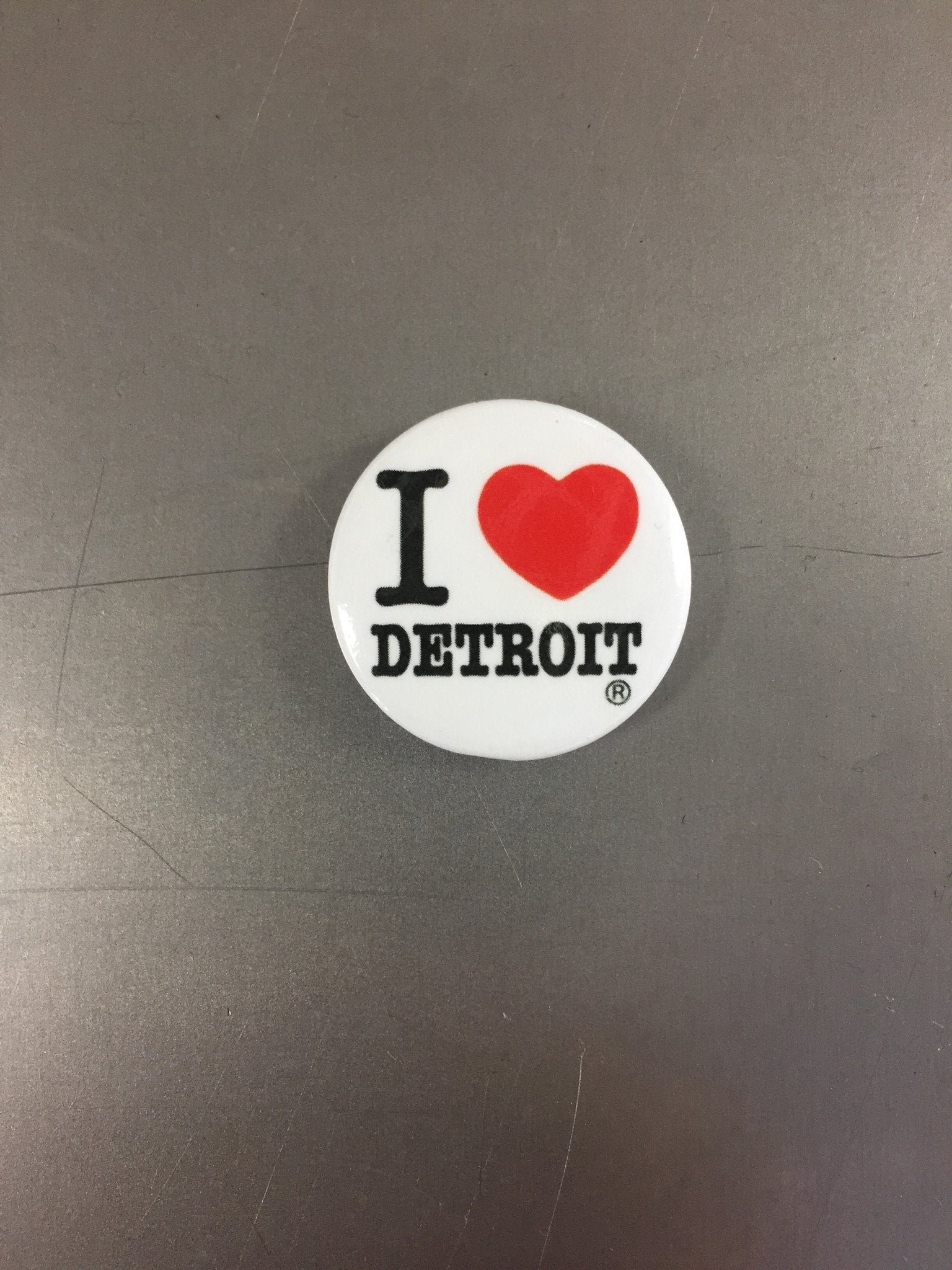 I Love Detroit Magnets - The Great Lakes State