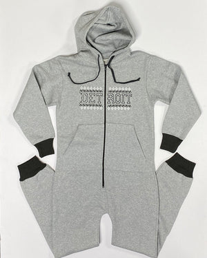 Spirit Of Detroit Adult Onesie