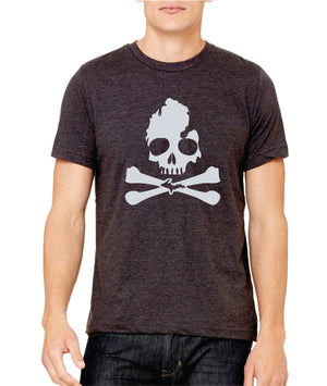 Michigan Skull & Bones Unisex T-Shirt
