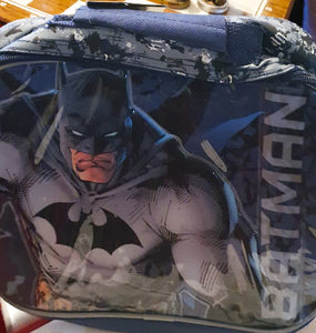 BATMAN LUNCH BAG 3YRS - 5YRS