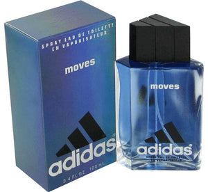 Adidas Moves Cologne By ADIDAS EAU DE TOILETTE  SPRAY FOR MEN- 30ml