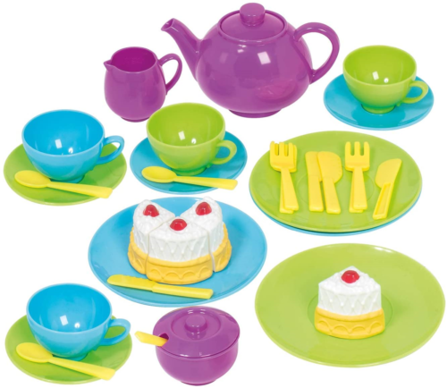 CASDON TEA SET -2 YRS - 6YRS +