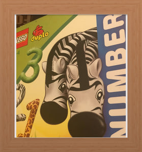 LEGO DUPLO BOOK OF NUMBERS (2 - 4YRS)
