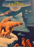 POSTER STICKER BOOK- THE ARCTIC