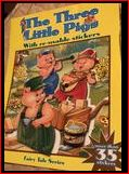 THREE LITTLE 🐷 PIGS BOOK