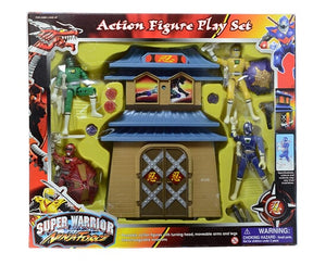 ACTION FIGURES PLAYSET FOR BOYS