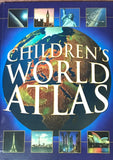CHILDREN'S WORLD ATLAS BOOK