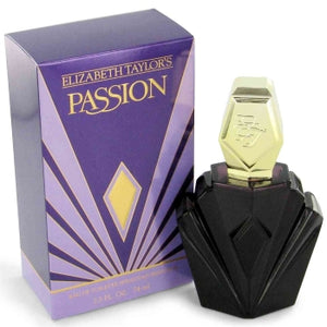 ELIZABETH TAYLOR - PASSION PERFUME FOR WOMEN - EDT SPRAY 75ML