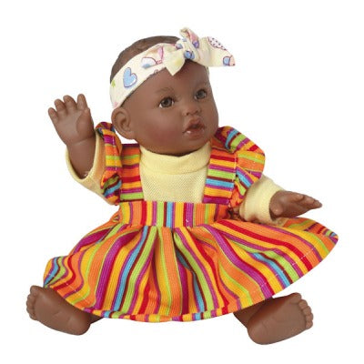 TRISHA GOLDEN KEEPSAKE VINYL DOLL