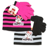 MINNIE MOUSE TODDLER GIRLS HAT AND GLOVES