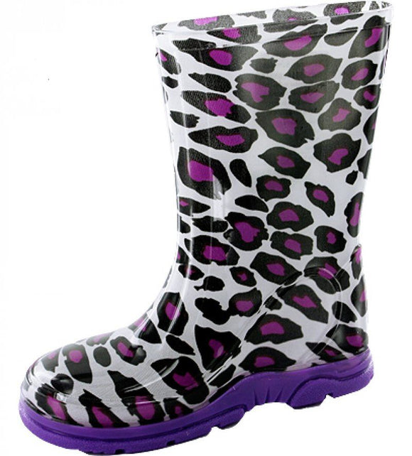 GIRLS WELLINGTON BOOTS - MIXED SIZES