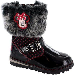 MINNI MOUSE RISBOROUGH BOOTS - 3YRS - 4YRS