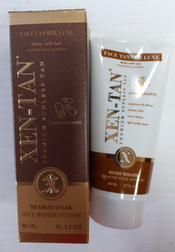 Xen-Tan Luxury Face Tanner in Medium/Dark 80ml | LA Image