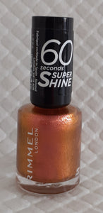 Rimmel 60 SEC Super Shine Nail Polish