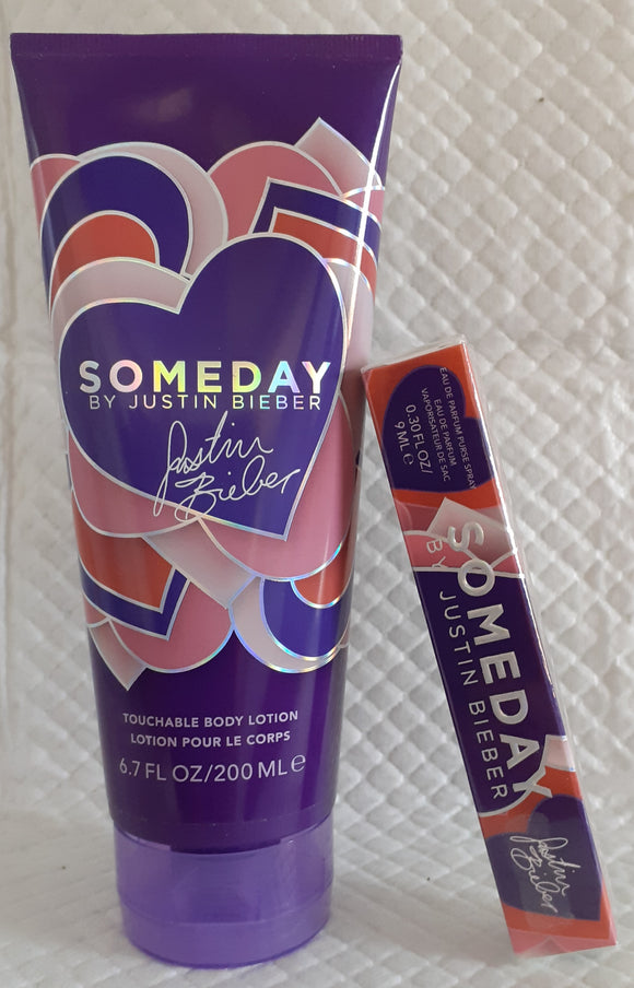 SOMEDAY EDP Purse Spray & Body Lotion 200 ml