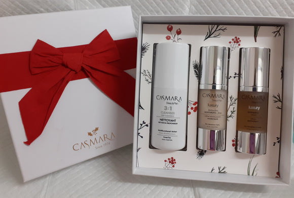 CASMARA Luxury Revitalizing Skin Care Collection