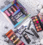 BPerfect The Clock Struck 12 Gift Set | Eyeshadow, Lashes, Mascara, Prime & Base