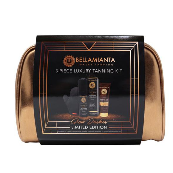 Bellamianta 3 Piece Luxury Tanning Kit