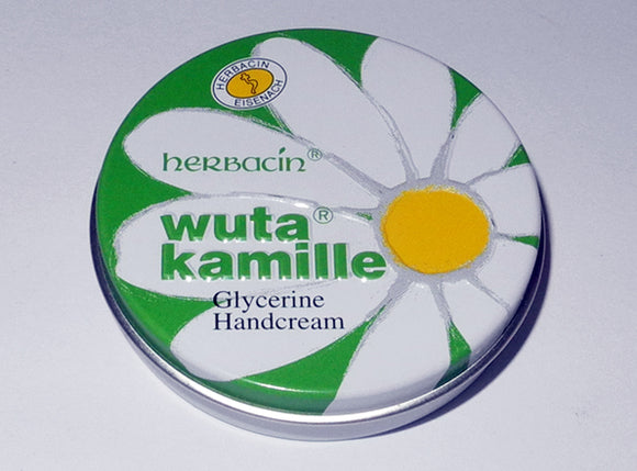 Herbacin Kamile Pocket Tin Hand Cream