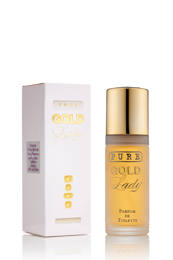 Pure Gold Lady For Her Pdt 50ml If You Love Lady million Try Me!