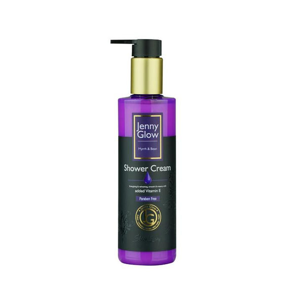 Jenny Glow Myrrh & Bean Shower Cream 250 ml | LA Image