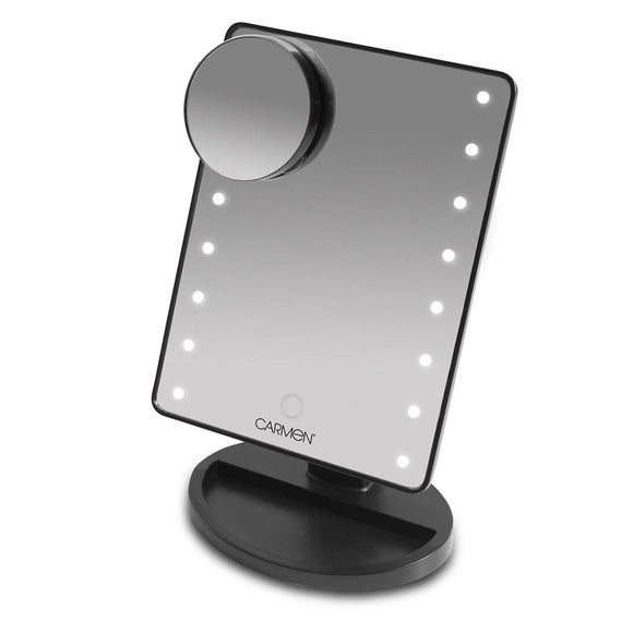 CARMEN NOIR LED ILLUMINATED MIRROR