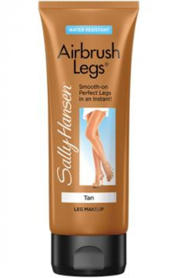 Sally Hansen Airbrush Legs Smooth On Lotion in Tan | LA Image