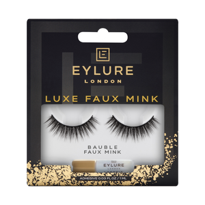 Eyelure London Luxe Faux Mink Bauble Eyelashes