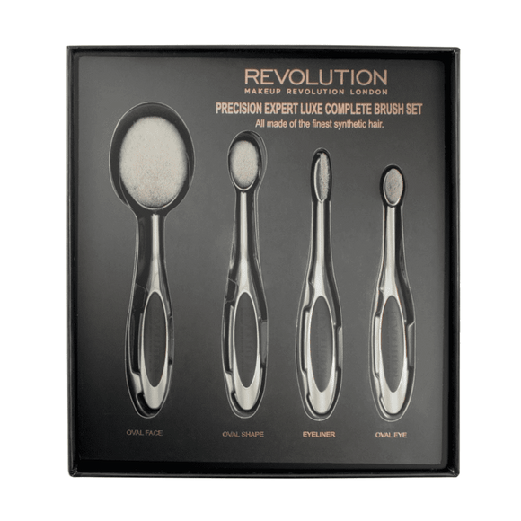 REVOLUTION PRECISION EXPERT LUXE COMPLETE BRUSH SET