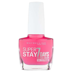Maybelline Super stay Gel Nail Polish 100 Magenta Surge