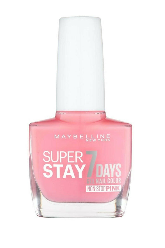 Maybelline Super Stay Gel Nail Polish 140 Rose Rapture
