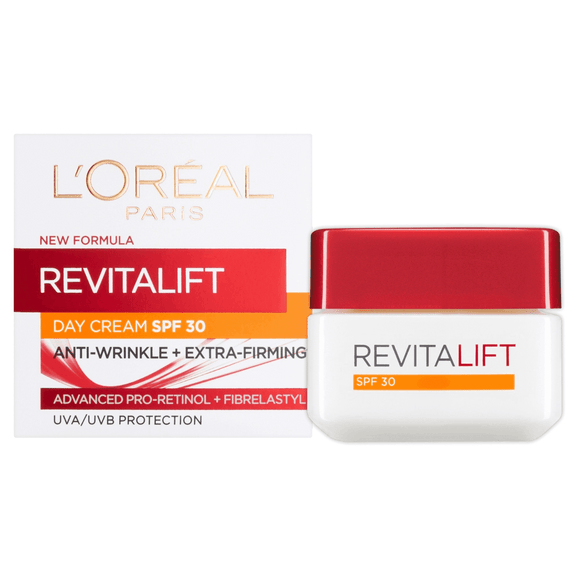 loreal Revitalift Hydrating SPF 30 Day Cream