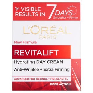 Loreal Revitalift Hydrating Day Cream