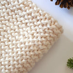 Knit Chunky Winter Woolen Cowl Scarf Neck Warmer | THE TALLIN