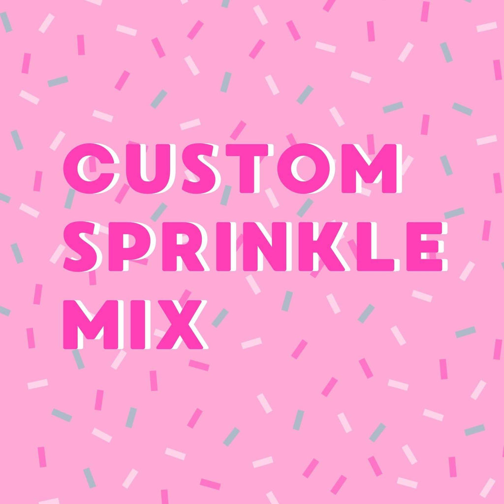 Custom Sprinkle Mix 200g