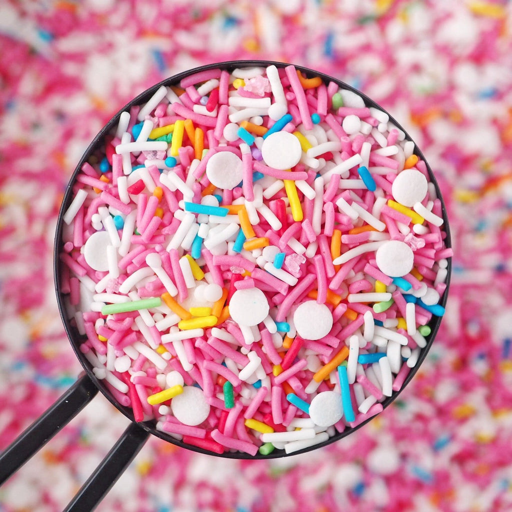 Birthday Cake Sprinkle Mix