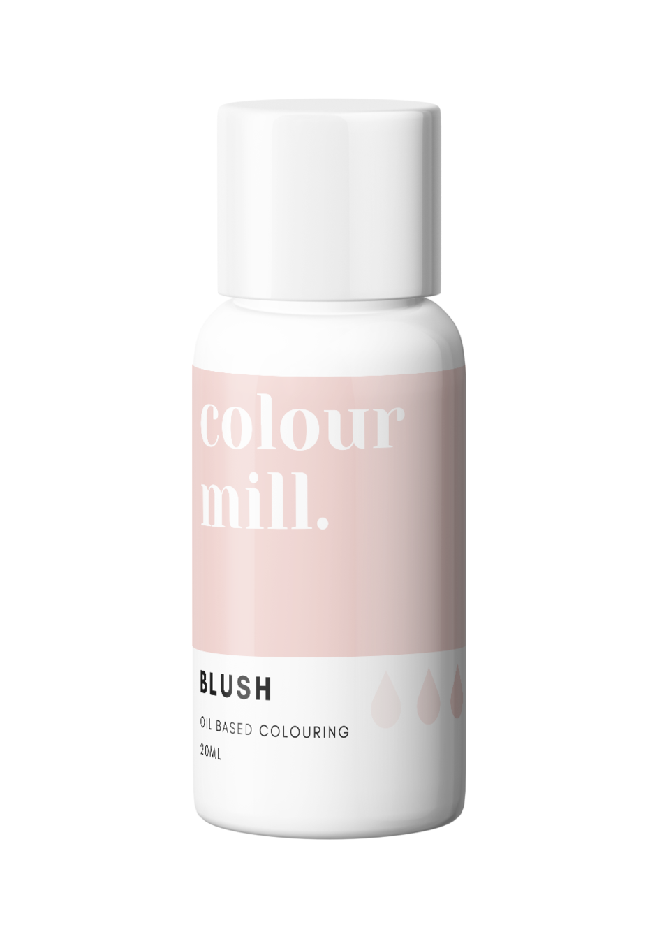 Colour Mill Oil Based Colouring 20ml Blush