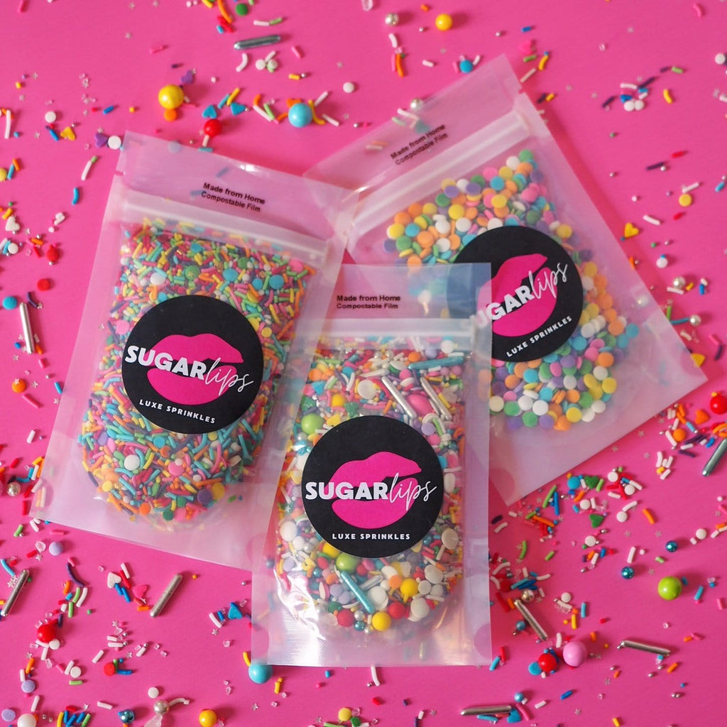 Rainbow Sprinkle Set