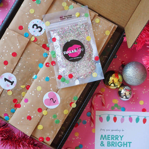 PRE-ORDER: Sugar Lips Advent Calendar - 24 Days Of Sprinkles