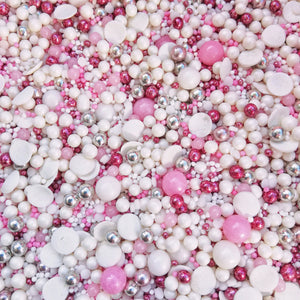 Pink Champagne Sprinkle Mix