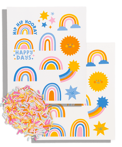 Happy Days Edible Stickies®