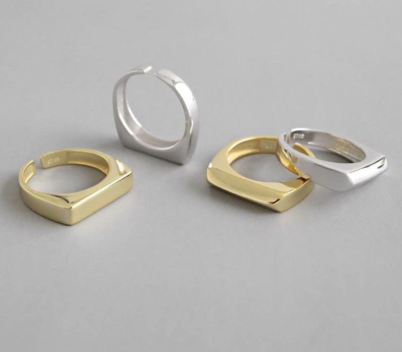 Rings - Geometric - Minimal Paris