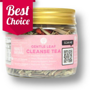 Gentle Leaf Cleanse Tea - Healthy Sage