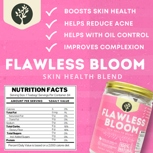 Flawless Bloom - Healthy Sage