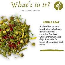 Load image into Gallery viewer, Gentle Leaf Cleanse Tea - Healthy Sage