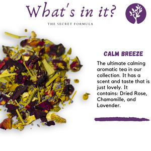 Calm Breeze Cleanse Tea