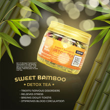 Load image into Gallery viewer, Sweet Bamboo Detox Tea - Healthy Sage
